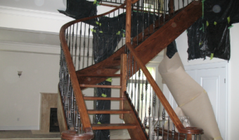 How to Refinish Old Wood Stairs – 4 Pro Tips